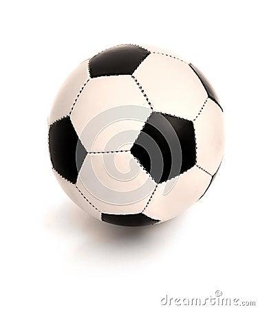 Free Soccer Ball Royalty Free Stock Photos - 990548