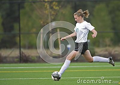 Soccer ball control 1