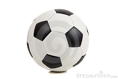 Soccer ball or football