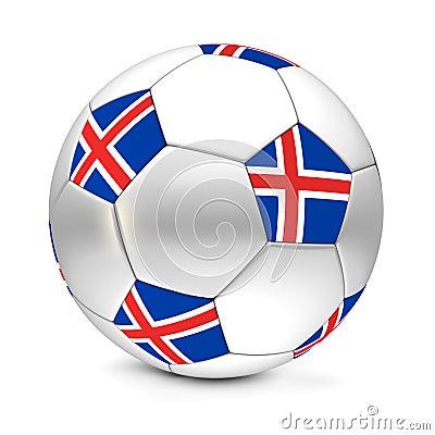 Soccer Ball/Football Iceland