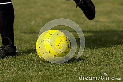 Soccer Ball - Football Yellow