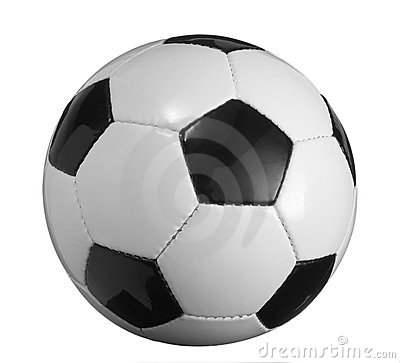 Free Soccer Ball New Royalty Free Stock Photography - 8144107