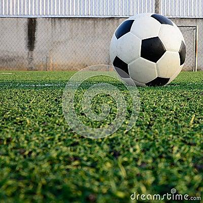Soccer ball sport game