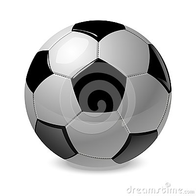 Free Soccer Ball. Vector. Sport. Object. Royalty Free Stock Images - 111268899