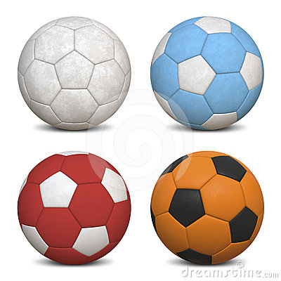 Soccer Balls Collection