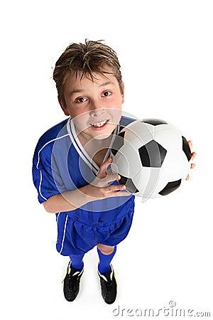 Free Soccer Boy Stock Photos - 3063493