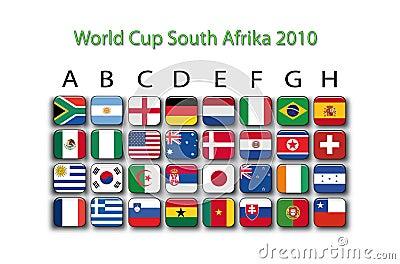 Soccer championship 2010
