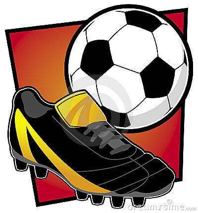 Free Soccer Equipment Royalty Free Stock Photos - 2172118