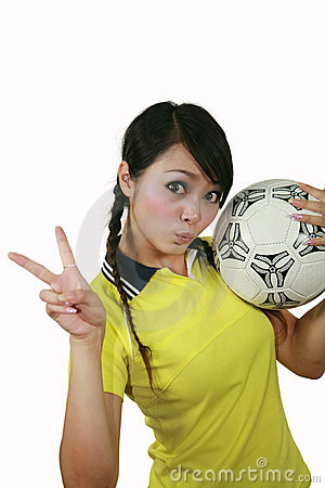 Free Soccer Fan Royalty Free Stock Photos - 3177348