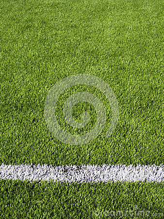 Soccer Field s Line Horizontal
