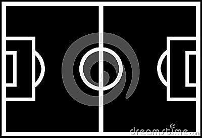 Soccer Field Shape