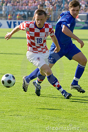 soccer or football Editorial Stock Photo