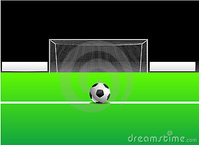 Soccer/Football Ball and Goal
