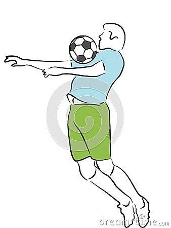 Soccer/Football Player