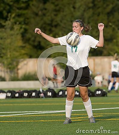 Soccer Girls varsity 4
