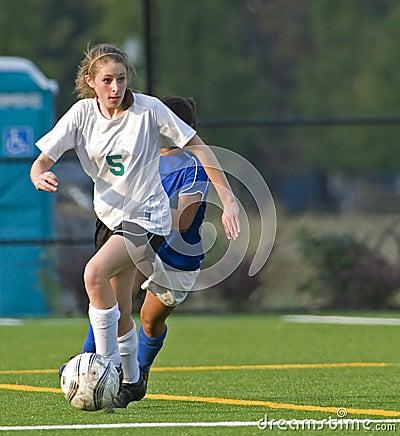 Soccer Girls varsity 5a