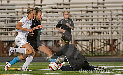 Soccer Girls Varsity High School