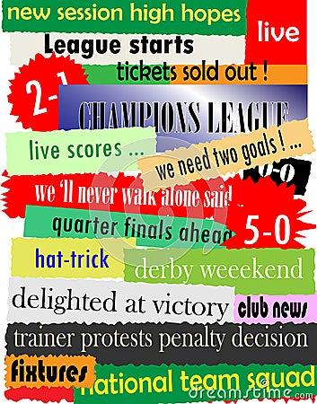 Soccer headlines