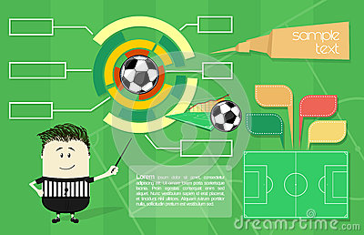 Infographic Ideas infographic soccer : Graph Soccer Ball Stock Photos, Images, & Pictures - 202 Images