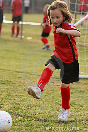 Free Soccer Kick Stock Photos - 2308463