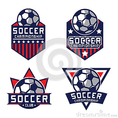 Free Soccer Logo, America Logo Royalty Free Stock Image - 81647306