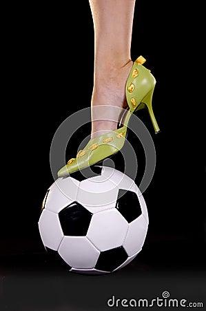 Soccer Mom!