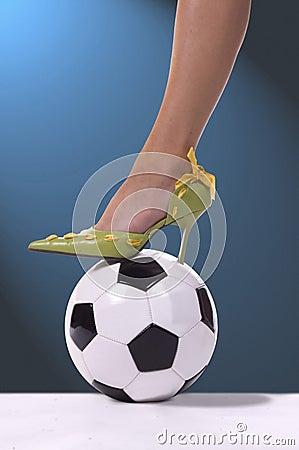 Soccer Mom Blue!