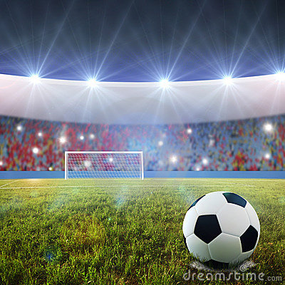 Free Soccer Penalty Kick Stock Photos - 14578373
