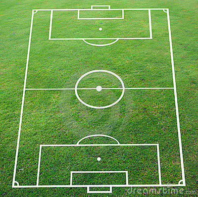 Soccer Field, Soccer Pitch, Soccer Field of Play, Football Pitch