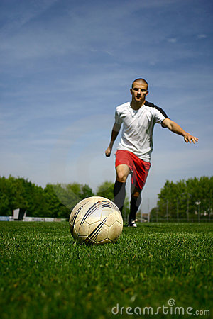 Soccer player #2