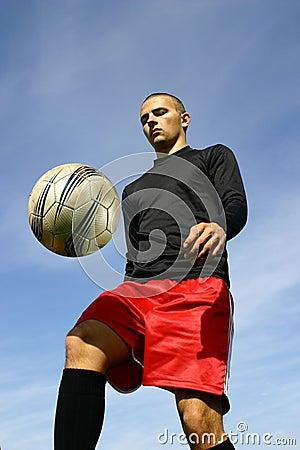 Soccer player #3