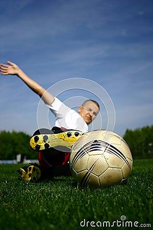 Soccer player #6