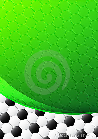 Soccer template design