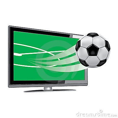 Soccer-on-the-tv