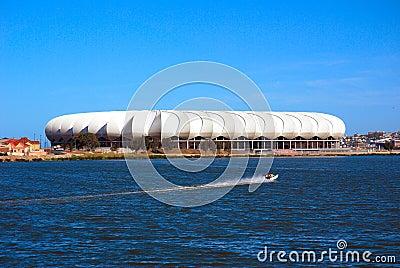 Soccer world cup 2010 stadium