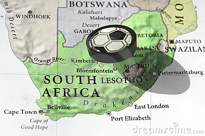 Soccer World Cup South Africa 2010