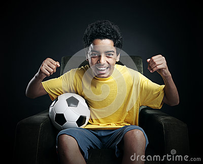 Soccer World Cup on Tv