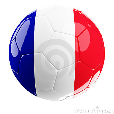 Soccerball of france
