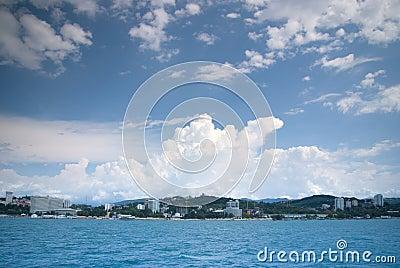 Sochi-Küste