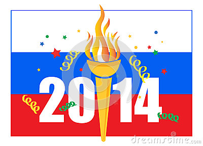 Sochi Winter Olympic Games 2014 Editorial Image