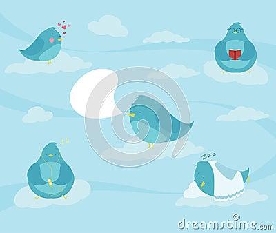Social Birds