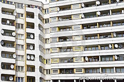 Social housing Berlin
