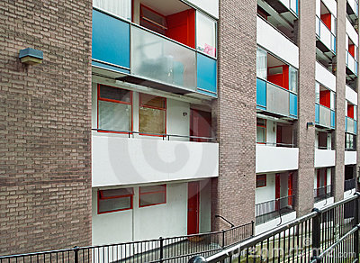 Social housing in the UK