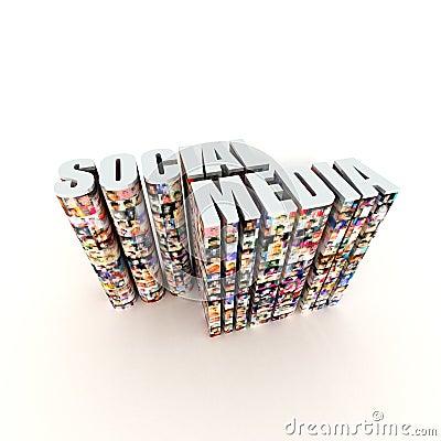 Free Social Media Stock Images - 17272904