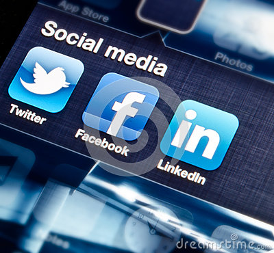 Free Social Media Stock Images - 26671164