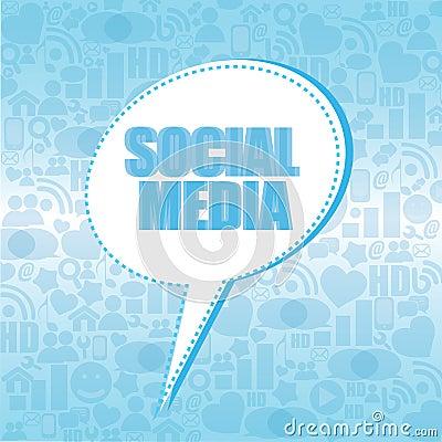 Social media box