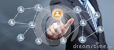 Social media interface