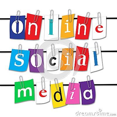 Social Media Line