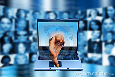 Social Network Royalty Free Stock Photos - Image: 8847818