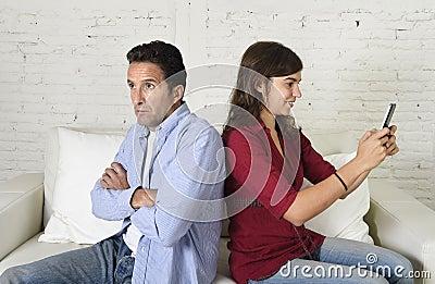 Boyfriend visits online dating sites